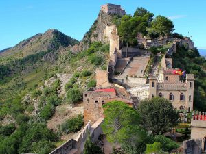 Крепость Шатива — наследие мавров