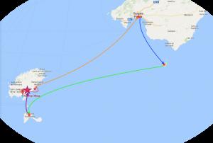 Яхт-тур: 7 дней по Балеарским островам