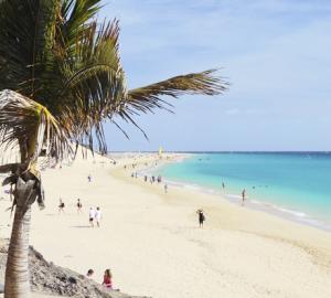 Красивые и живописные пляжи Испании