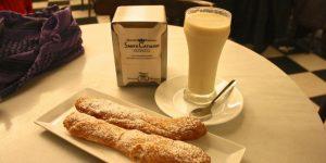Десерты, сладости и напитки Валенсии