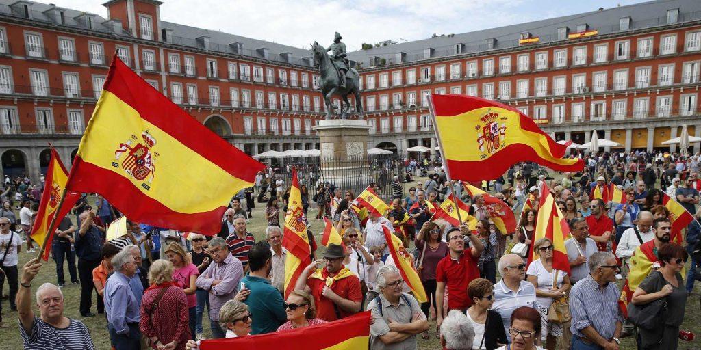 Правила поведения в испанском обществе