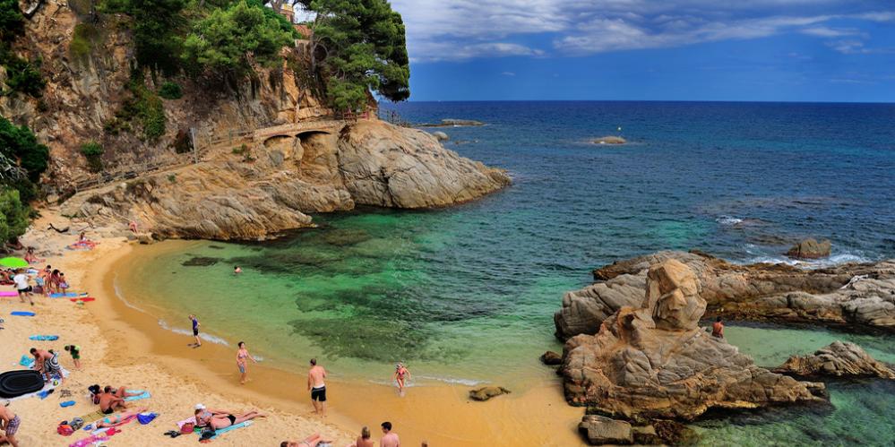Коста Брава. Каталония