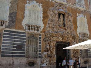Роскошный музей керамики в Валенсии