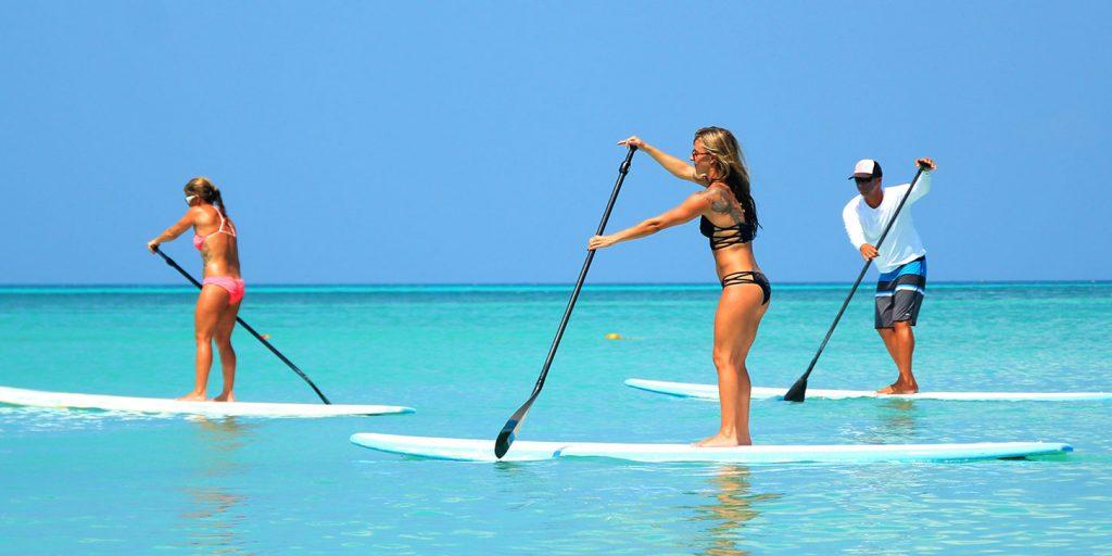 Падл-серф (Paddle surf)