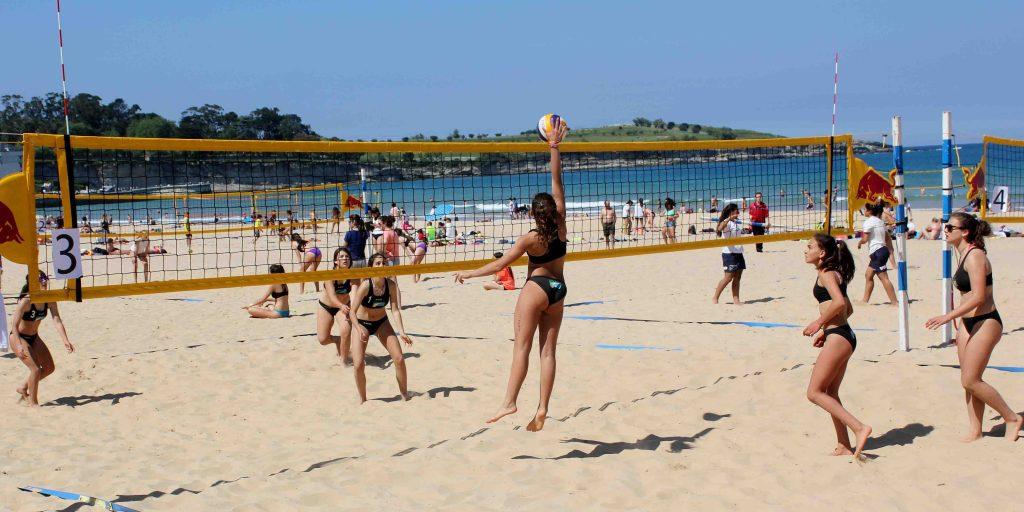 Пляжный волейбол (Voley playa)