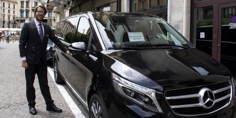 Полезности туристам: трансфер или такси?